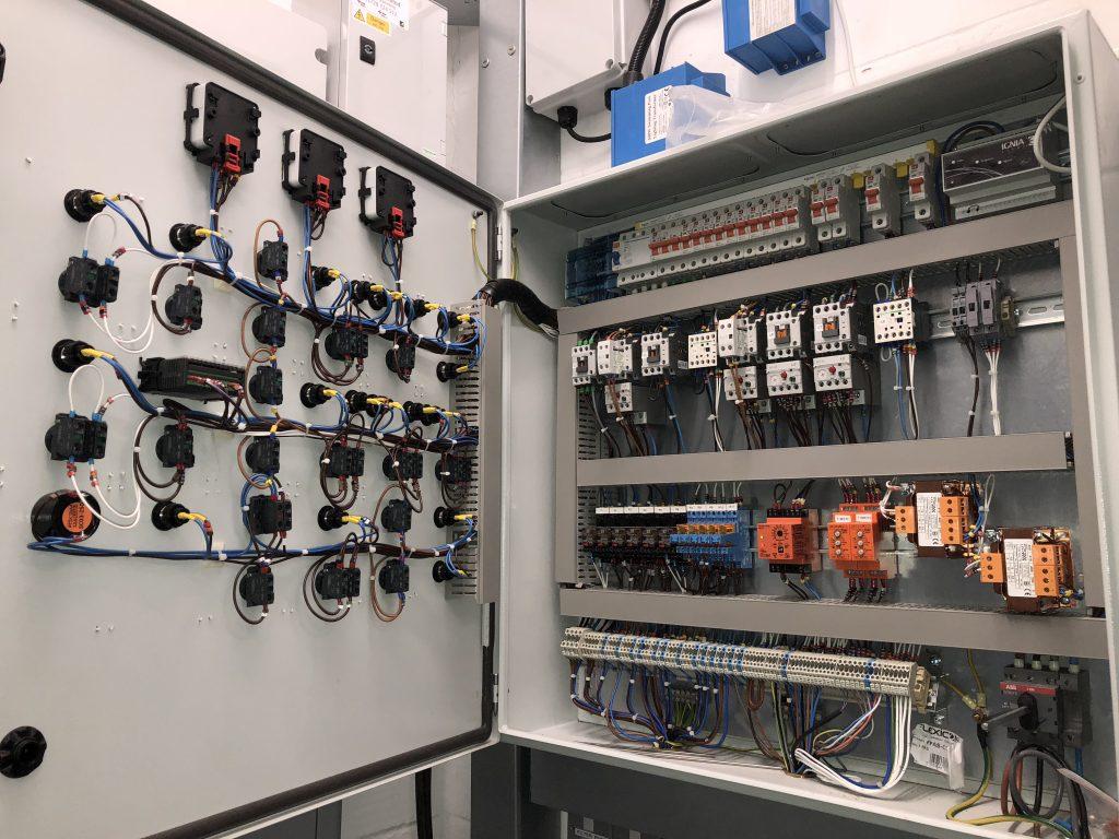 Superior custom built control panels