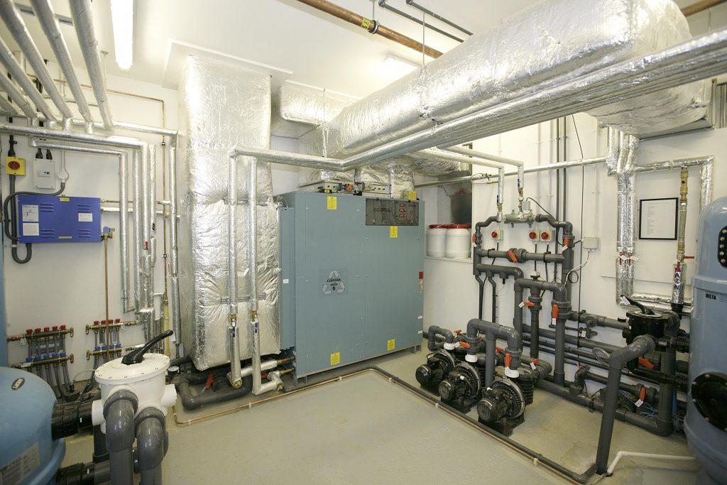 Calorex delta pool dehumidifier installation