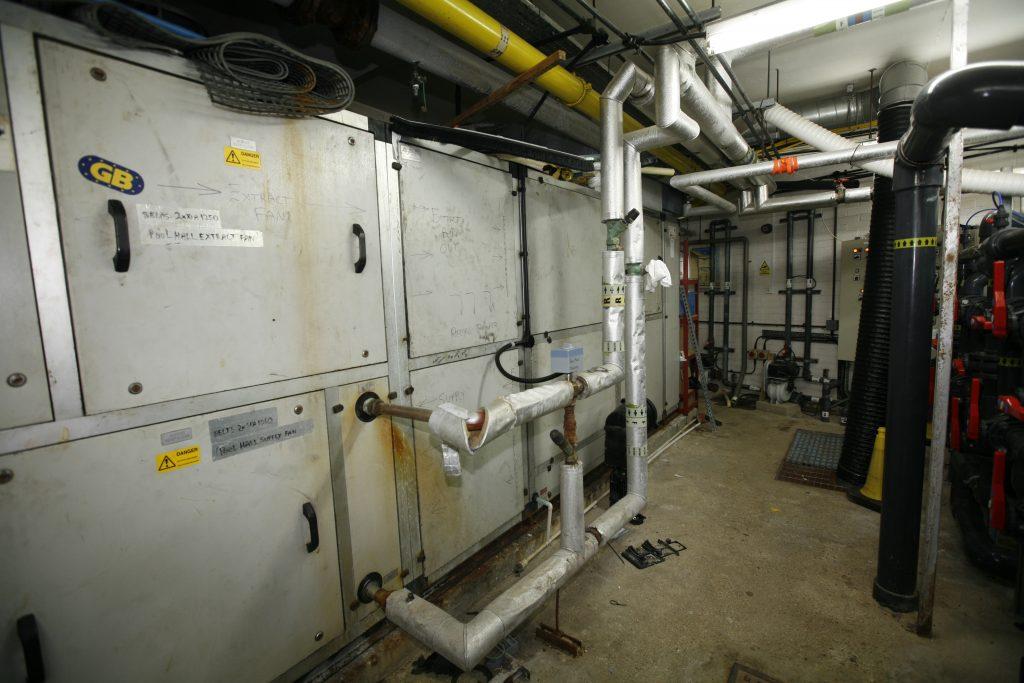 Repair, upgrade, refurbishment, dehumidifier, recuperator