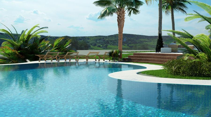 overflow outdoor pool