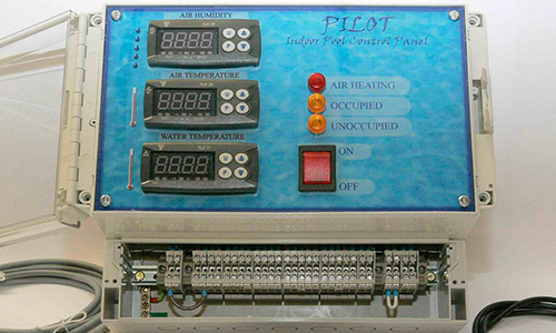 Aqualia Pilot EPS Pilot EPC 100 EPC 200 EPC 2000 EPC 3000 Sensair Variheat controls